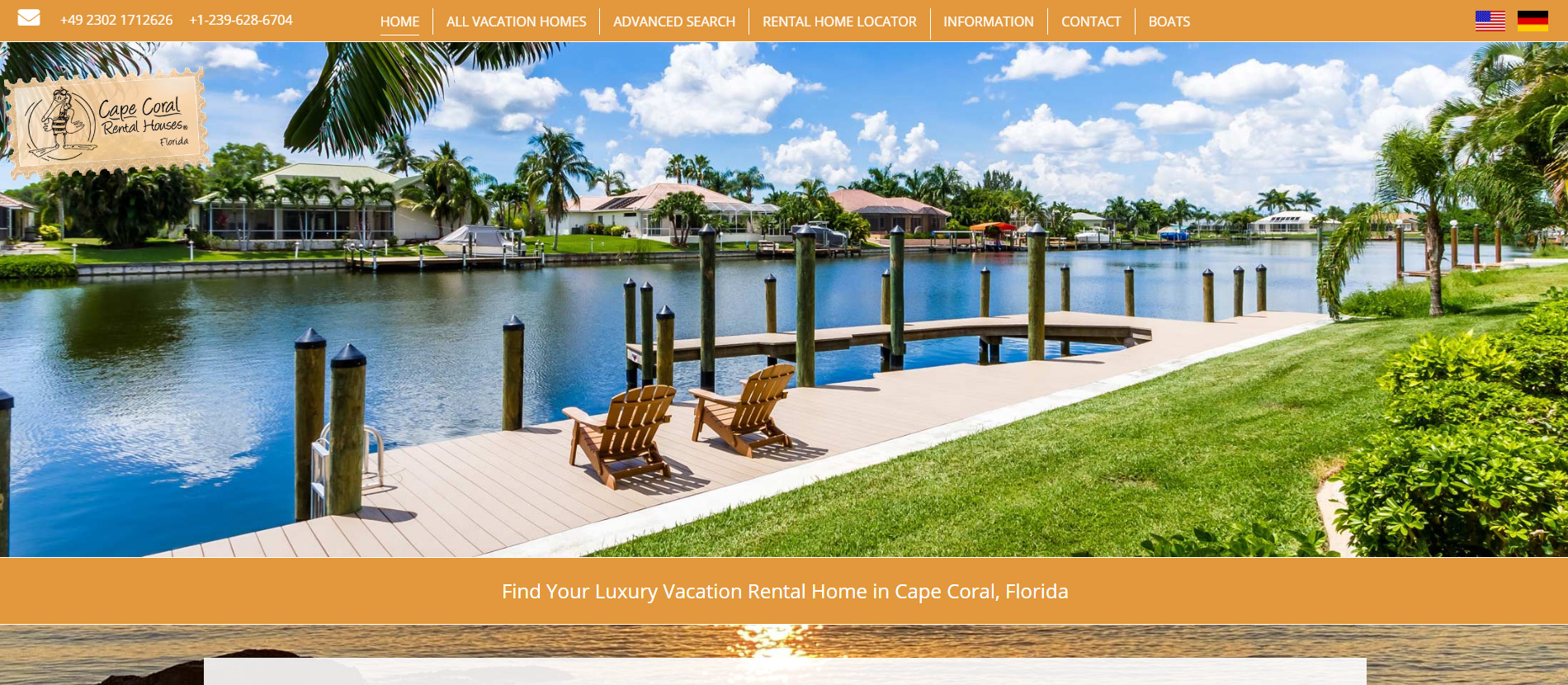 Cape Coral Rental Houses