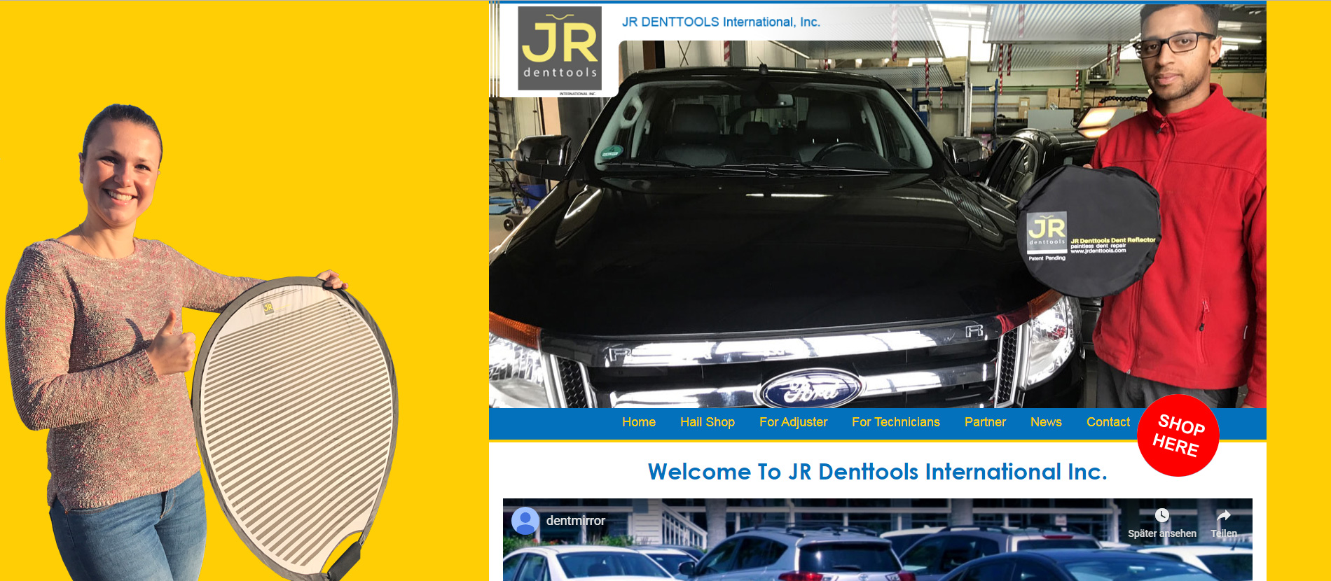 JR Denttools International