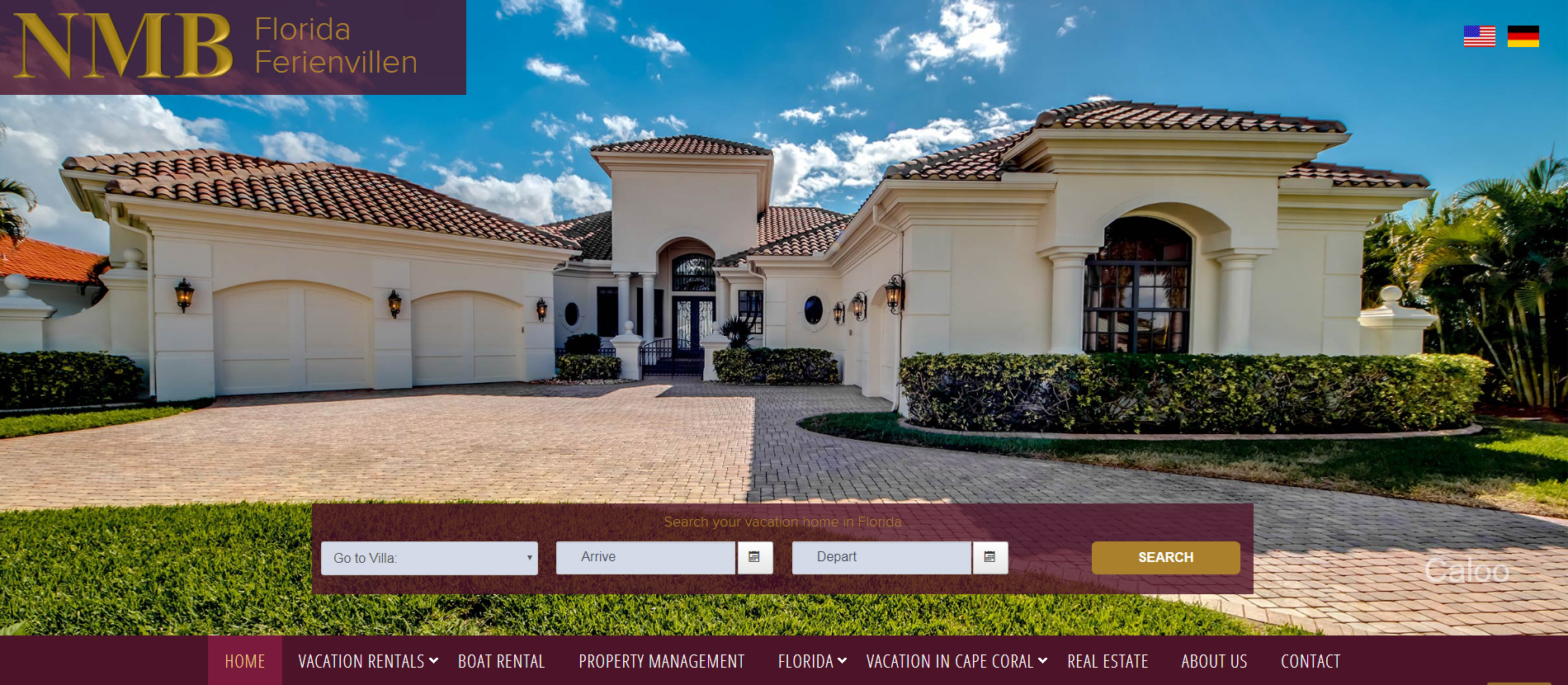 NMB Florida Vacation Rentals