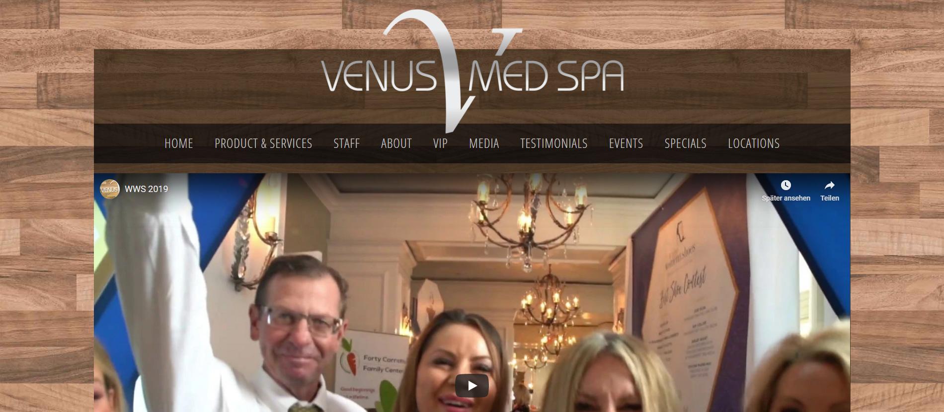 Venus Med Spa